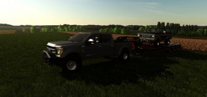 Trending mods today: EXP19 FORD F-250 SUPERDUTY 2017 V1.3