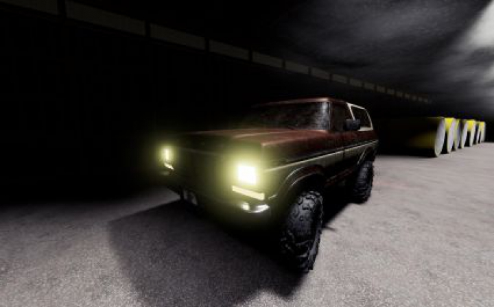 Trending mods today: EXP19 FORD BRONCO CUSTOM 1978 V1.0