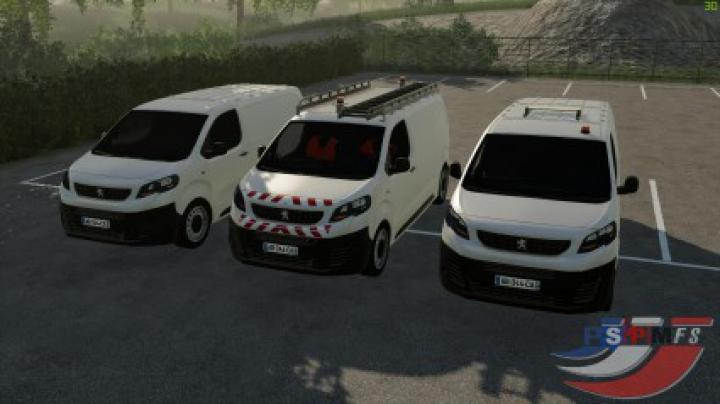 Trending mods today: Peugeot Expert v2.0
