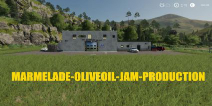 Trending mods today: OLIVEOIL PRODUCTION V1.0