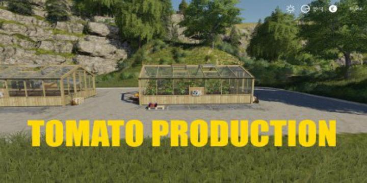 Trending mods today: TOMATO PRODUCTION v1.0.5