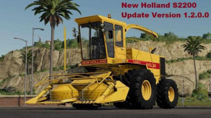 Trending mods today: New Holland S2200 v1.2.0.0