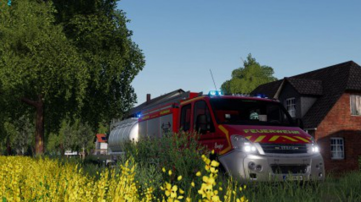 Trending mods today: Iveco Daily KLFA FFW v1.0