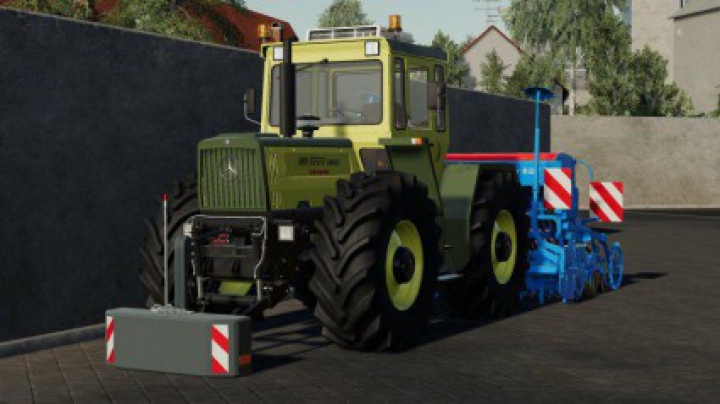 Trending mods today: MB Trac Pack 1300 - 1800 v1.6.0.0