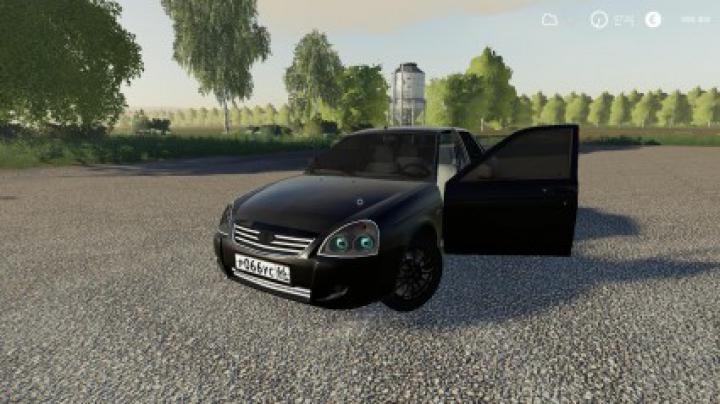 Trending mods today: Lada Priora Sedan v1.1
