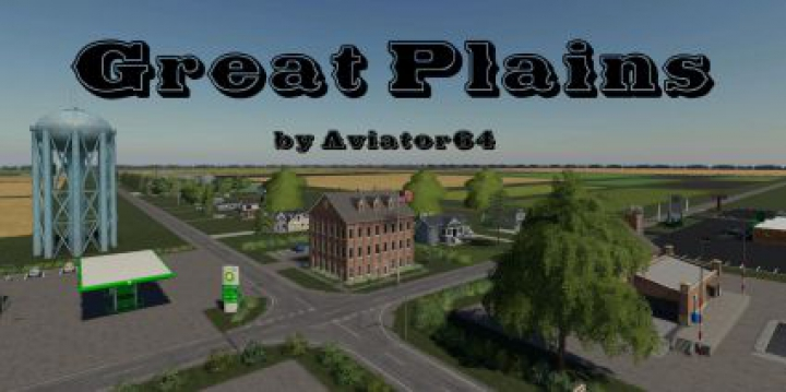 Trending mods today: GREAT PLAINS V1.1