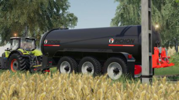 Trending mods today: PICHON 25000L V1.0.0.0