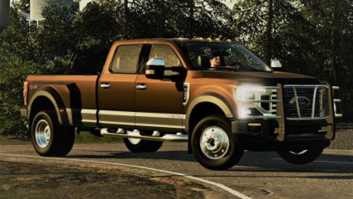 Trending mods today: 2020 FORD F-SERIES (F-250, F-350, F-450) V1.2.2.0