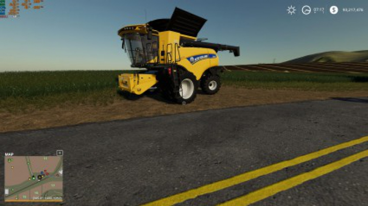 Trending mods today: New Holland CR10.90 American v2.0