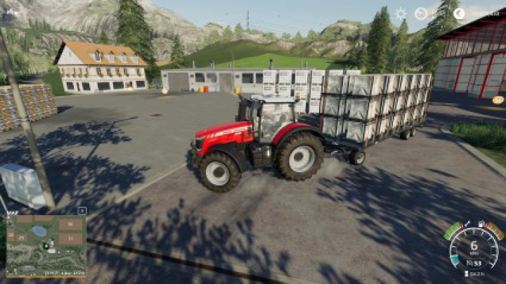 Trending mods today: Autoload Pack With 3 Tiers Of Pallet Loading v1.0.0.1