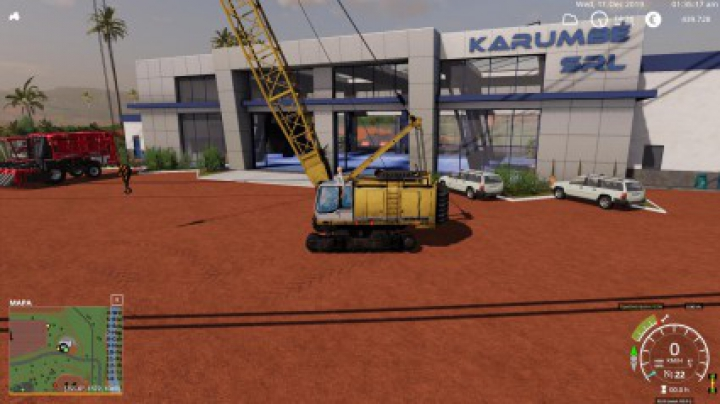 Trending mods today: Liebherr HS875HD v0.1