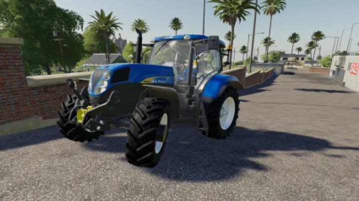 Trending mods today: New Holland T Series Pack v1.0