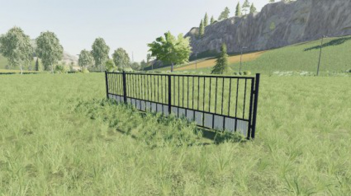 Trending mods today: Black placeable gate v1.0.0.0
