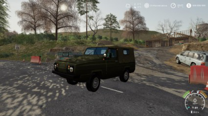 Trending mods today: UAZ 3907 Jaguar v1.0.0.0