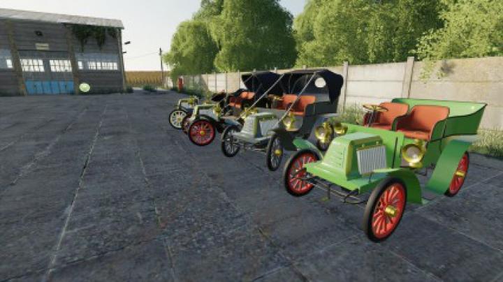 Cars RENAULT TYP G 1902 V1.0.0.1