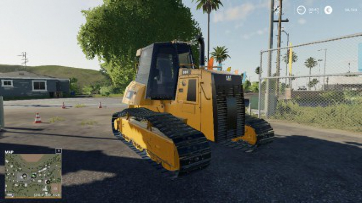 Trending mods today: Caterpillar D6K Winch Dozer V1.0
