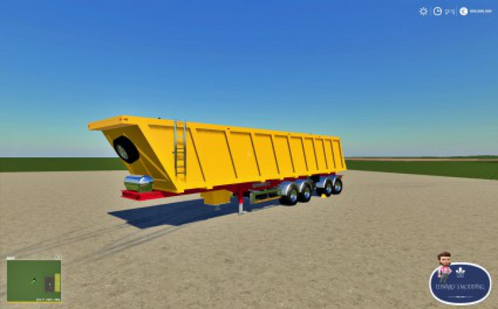 Trending mods today: Edward`s Trailer FS19 v1.0.0.0