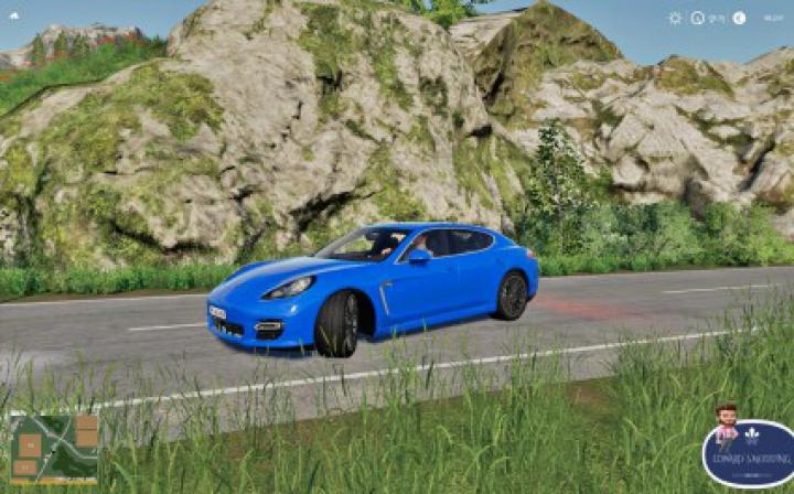 Trending mods today: Porsche Panamera v1.0.0.0