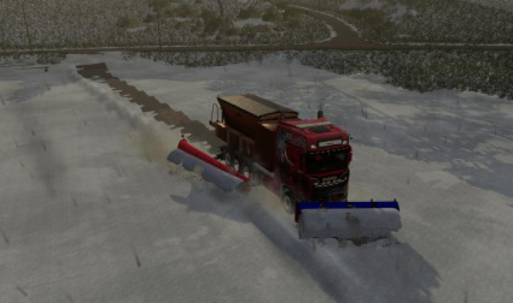 Trending mods today: Scania NG Snowready v2.0