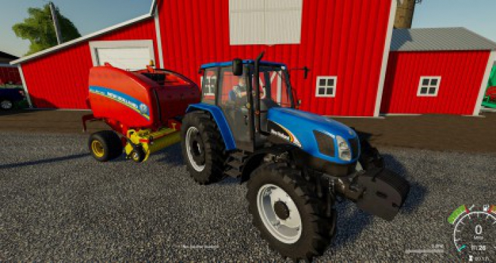 Trending mods today: New Holland TL-A and T5000 Pack v1.0.0.0