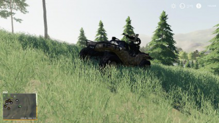 Trending mods today: Warthog fixed textures v1.0.0.1