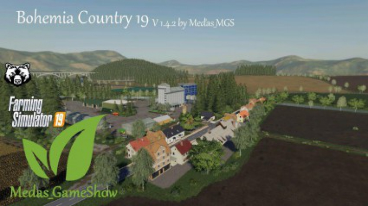 Trending mods today: Bohemia Country 19 v1.4.2 FINAL