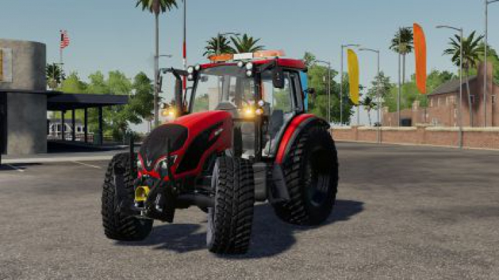 Trending mods today: Valtra A Series