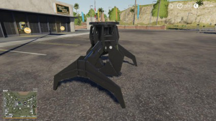 Implements & Tools Butt N Top Grapple V1.0.0.0