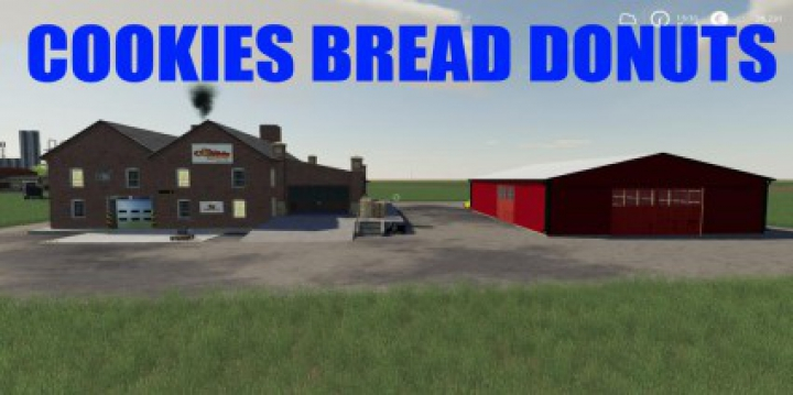 Trending mods today: COOKIES BREAD DONUTS PRODUCTION v1.0.6