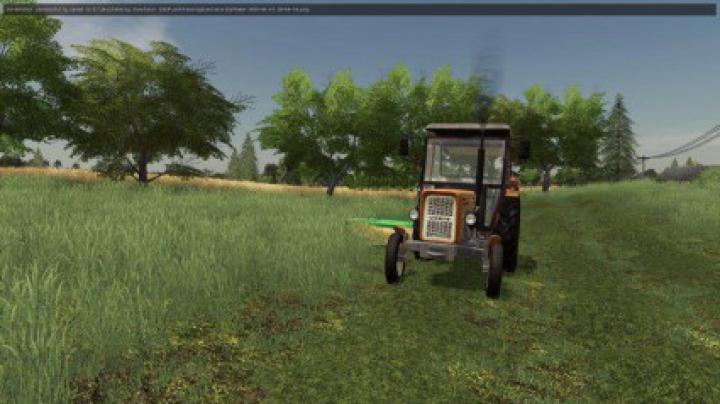 Implements & Tools Mower Samasz v1.0.0.0