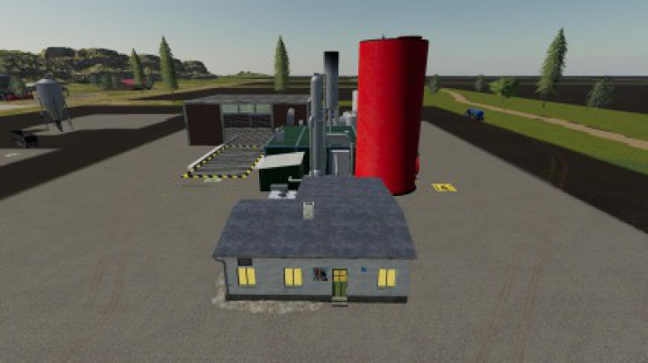 Trending mods today: FS19 Crude Oil Refinery v1.0
