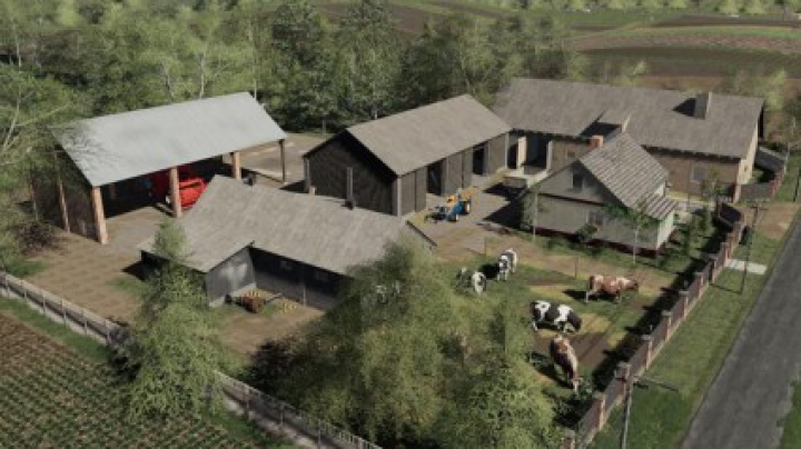 Trending mods today: Cows Barn Old v1.0.0.0
