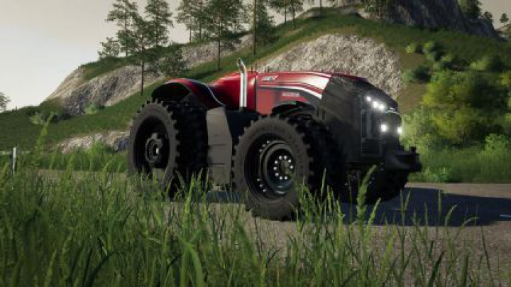 Trending mods today: CASE IH AUTONOMOUS V1.0.0
