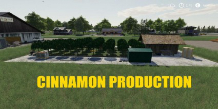 Trending mods today: CINNAMON PRODUCTION v1.0