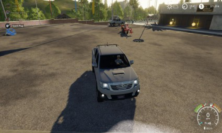 Trending mods today: Toyota Hilux v1.0.0.0