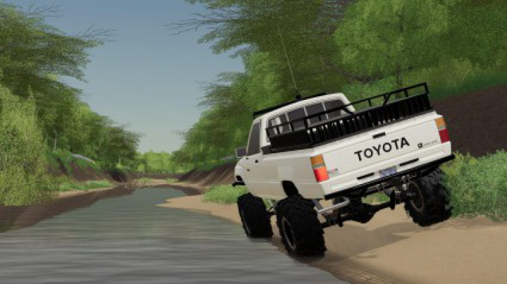 Trending mods today: EXP19 84 Toyota Hilux v1.0