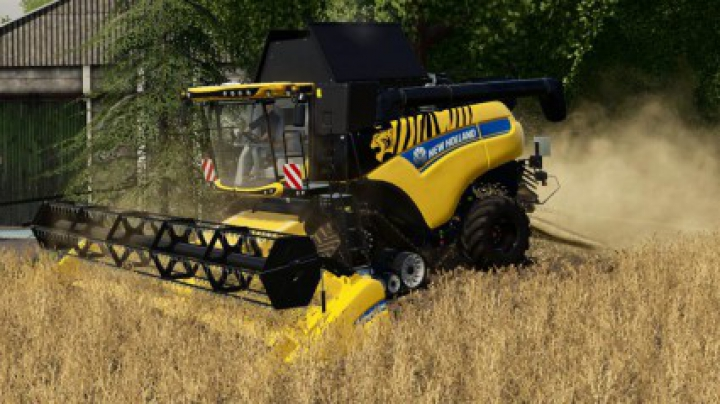 Trending mods today: New Holland Varifeed Pack v1.0.0.0
