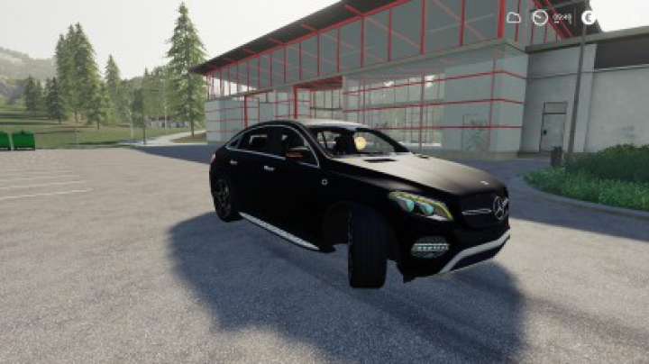 Trending mods today: MERCEDES GLE 2016 v1.0.0.0