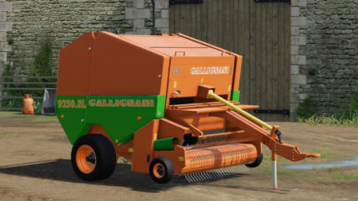 Trending mods today: Gallignani 9250 SL v1.0.0.1