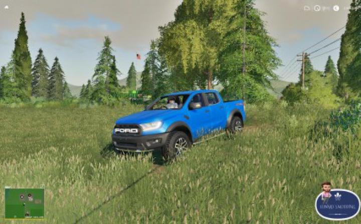 Trending mods today: Ford Ranger Raptor 2019 FS19 v1.0
