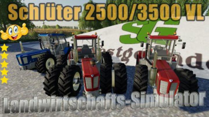 Trending mods today: Schluter Super 2500/3500 v1.0.0.0