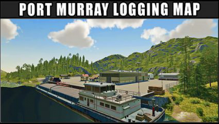 Trending mods today: Port Murray Logging