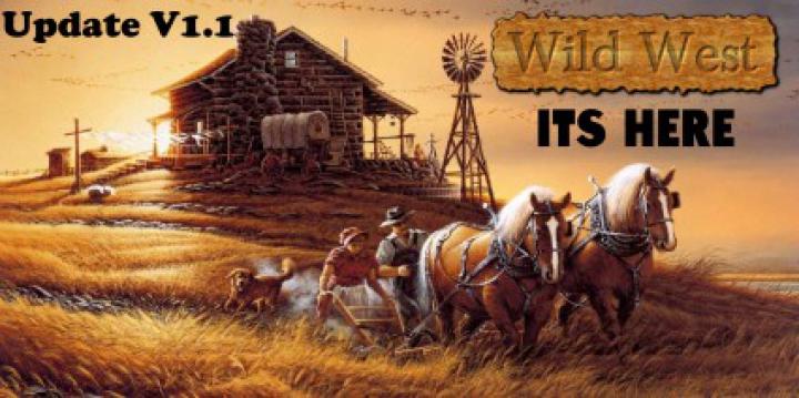 Trending mods today: WILD WEST 16X MAP update v1.1
