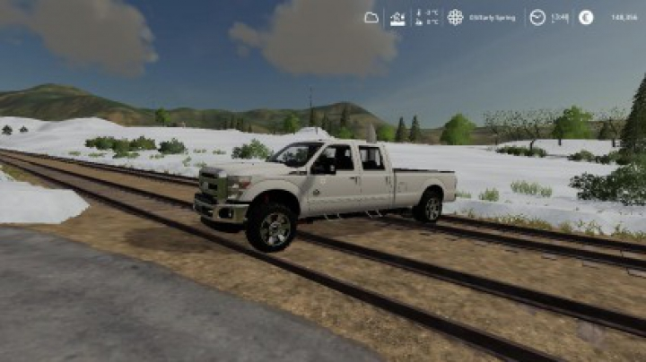 Trending mods today: 2011 Ford F350 Super Duty Crew Cab v1.0.0.0