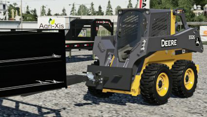 Trending mods today: Skid Steer Hitch Adapter