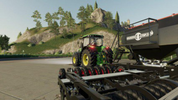 Trending mods today: Horsch Pronto 9 Dc Hotfix v1.0