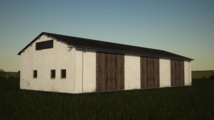 Trending mods today: Mashinery Shed And Shelter v1.0.0.0