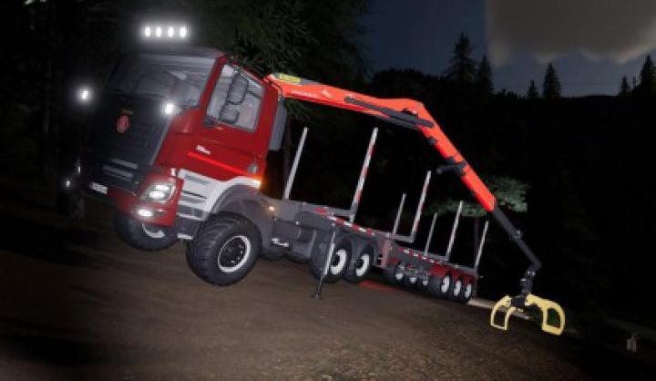 Trending mods today: Tatra Phoenix E6 Forest Truck v1.0.0.0