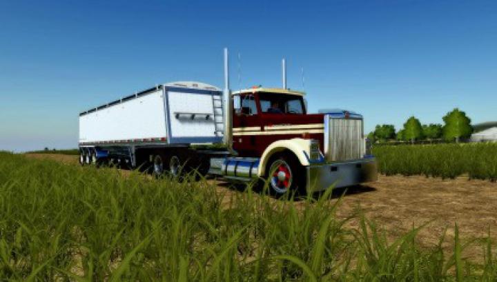 Trucks 1989 9300 Eagle v1.0