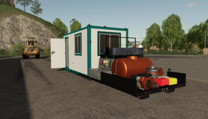 Implements & Tools Hooklift Service container v1.2